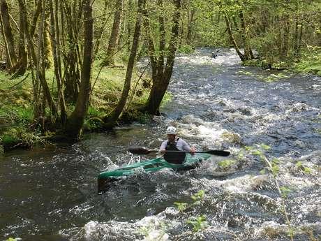 Finale Régionale Nouvelle Aquitaine de canoë kayak