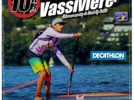 Les 10h non-stop de Vassivière : endurance paddle