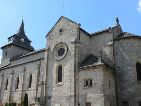 Eglise Saint-Antoine-l'Ermite