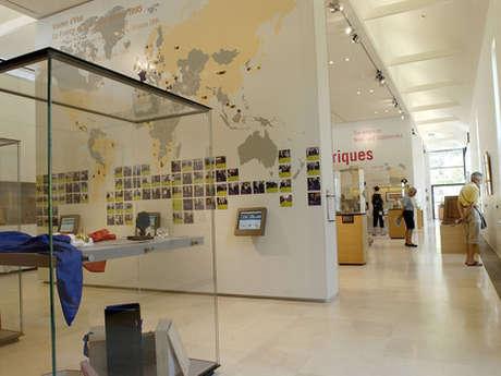 """Exposition """"Tintignac, 2000 ans et 1 jour"""""""