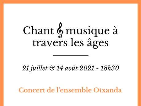 Chant et musique à travers les âges au château de Ventadour