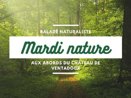 Mardi nature au château de Ventadour
