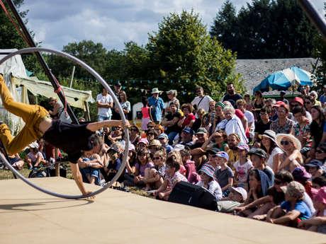 Journée cirque au Jardin