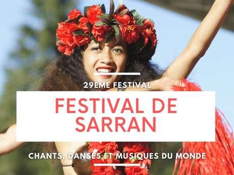 Festival de Sarran - Journée d'Ouverture