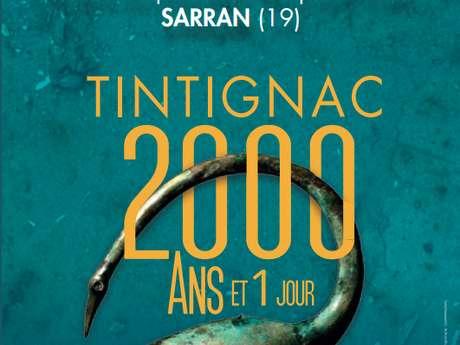 """Exposition """"Tintignac, 2000 ans et 1 jour"""" [Prolongation]"""