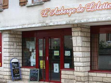 Hôtel L'Auberge de Lilette