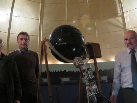 Planétarium George Sand