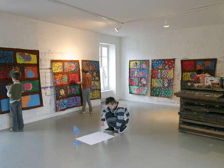 École d'Arts Plastiques Centre d'art  Contemporain