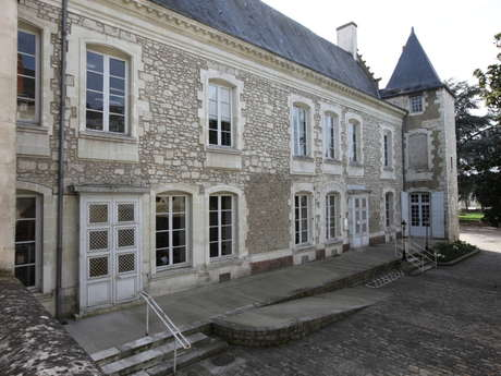 Médiathèque Châtellerault Centre : Le Château