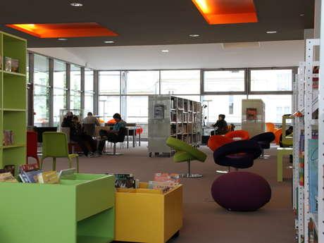 Médiathèque Châtellerault Centre : Les Halles