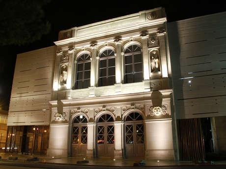 Le théâtre Blossac