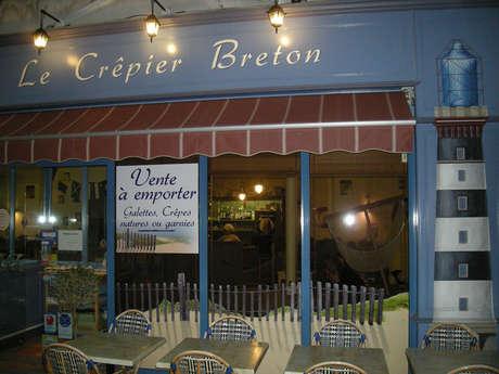 Le Crêpier Breton