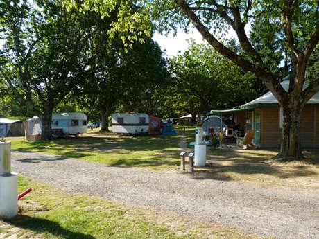 Aire d'accueil camping-car de Crémault
