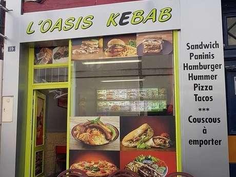L'Oasis Kebab