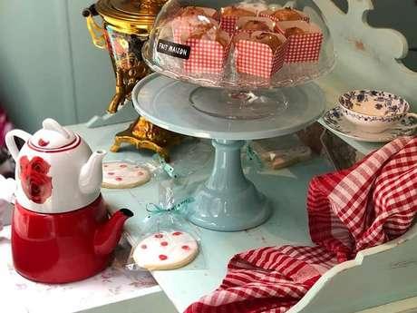Citron et Cerise - salon de thé