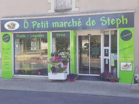 O petit marché de Steph