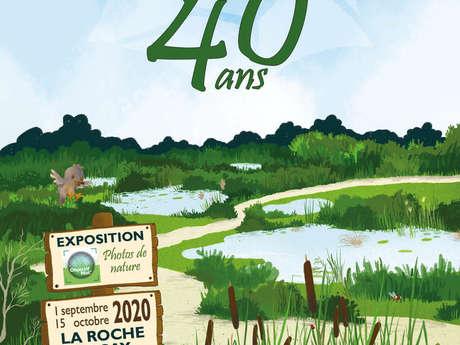 """Expo photo nature """"Une vie au grand jour, le Pinail sans réserve"""""""