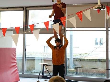Annulé | Le Tapatoulu fait son cirque