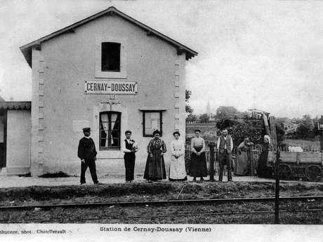 Chemin de Saint-Martin