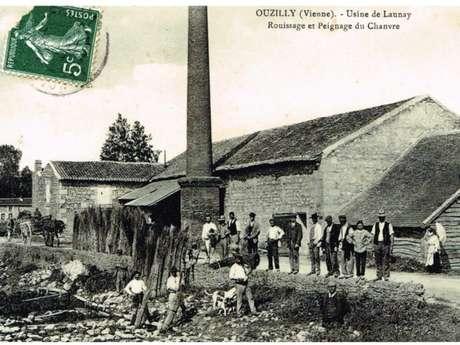 Ancienne usine de chanvre