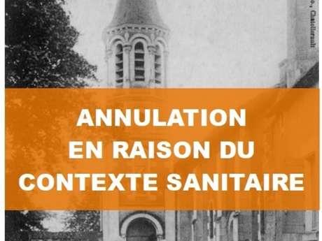 Annulé | Visite de l'église Notre Dame à Cernay