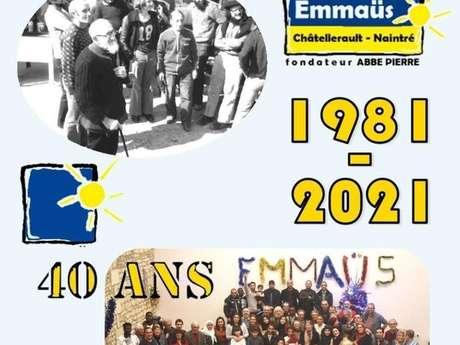 40 ans Emmaüs Châtellerault