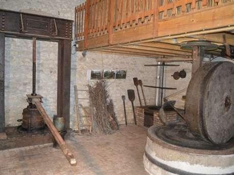 Découverte d'une ferme typique du XIIe siècle