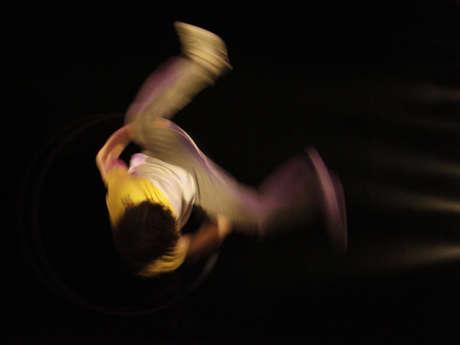 Spectacle des élèves de la classe de 2nde spécialité arts du cirque