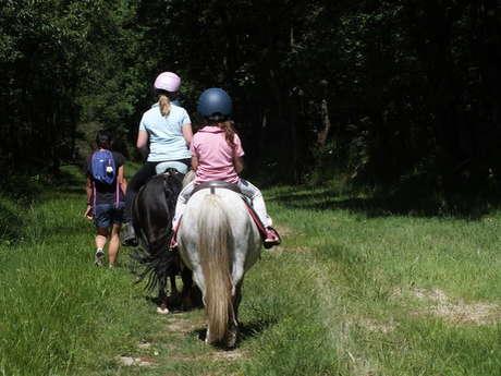 Ferme Equestre Naturelle des Grillauts