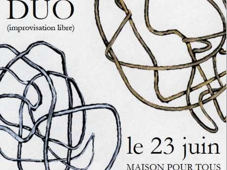 Duo Jean-Luc Guionnet & Thimothée Quost