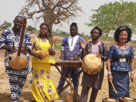 Annulé   Flatié Dembelé et les Griots de Kossi