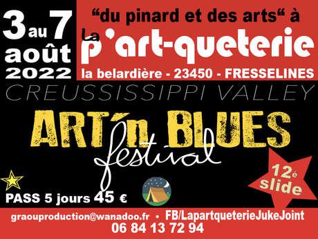 Art'n blues festival