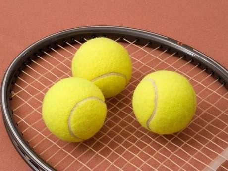 Tournoi de tennis homologué par la fédération française de tennis