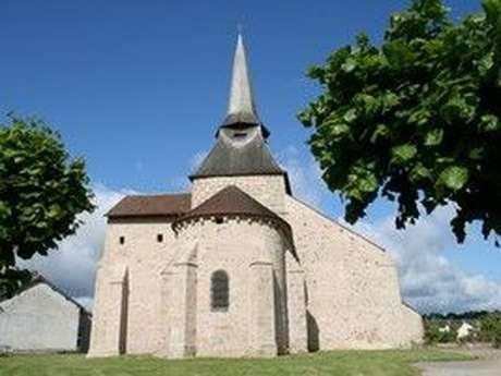 Eglise Saint Pierre Es Liens - Sagnat