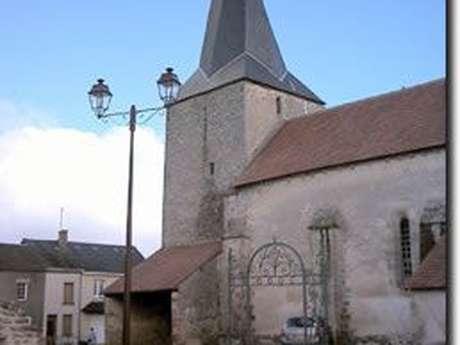 Eglise Saint Médard - Naillat