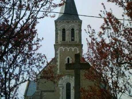 Eglise Saint Sébastien - Saint Sébastien