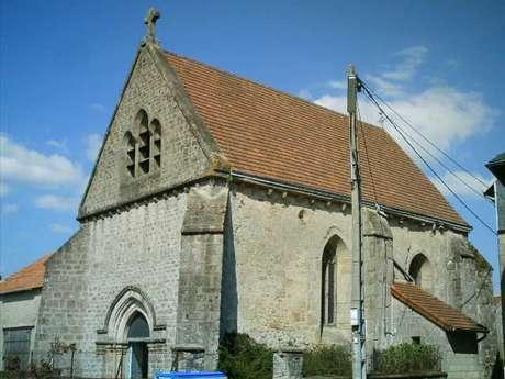 Eglise Saint-Sulpice - Lafat