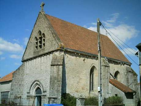 Church Saint Sulpice - Lafat