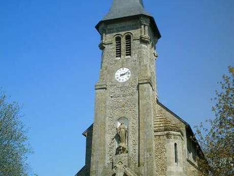 Eglise Notre Dame de la Renaissance - Dun le Palestel