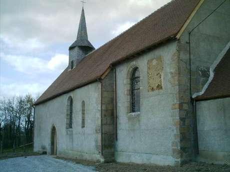 Eglise Saint Pierre ès Liens - Nouzerolles