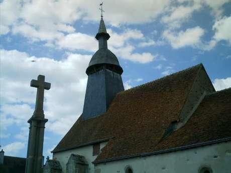 Eglise Saint Julien - Fresselines