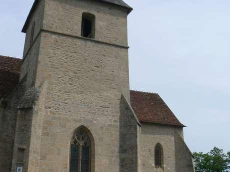 Eglise Saint-Etienne - Crozant