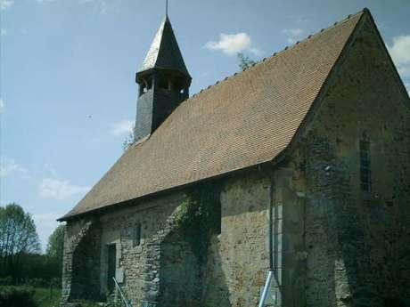 Chapelle Saint Gilles des Forges - Fresselines