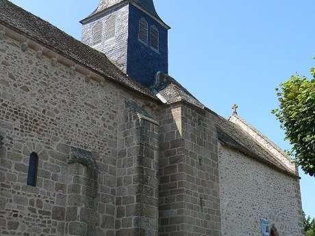 Eglise de Colondannes
