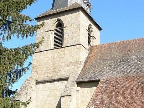 Eglise de l'Assomption - Chéniers