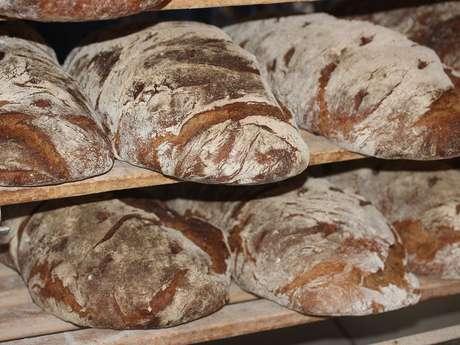 Boulangerie le fournil de Naillat