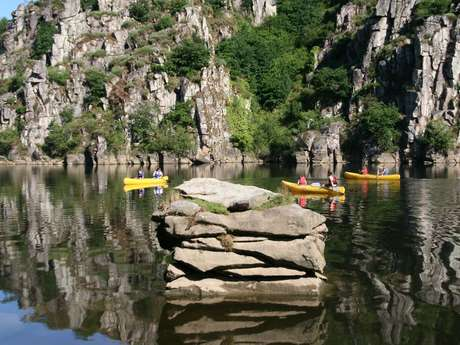Canoe Kayak Crozant