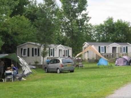 Mobil Home - Camping du Moulin de Piot (MH01)