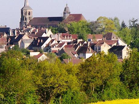 Visite commentée d'Evaux-les-Bains