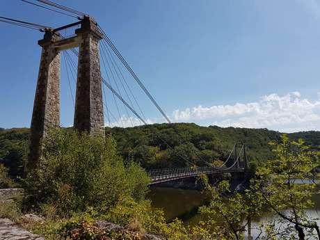 A la confluence des deux rivières